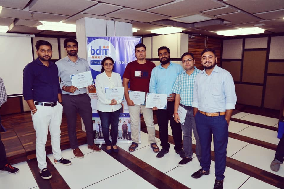 2019 - BD & Sales Course For IT Professionals - Startup - Business Development & Sales Course - Sandeep Sisodiya - Ahmedabad - Gujarat - India