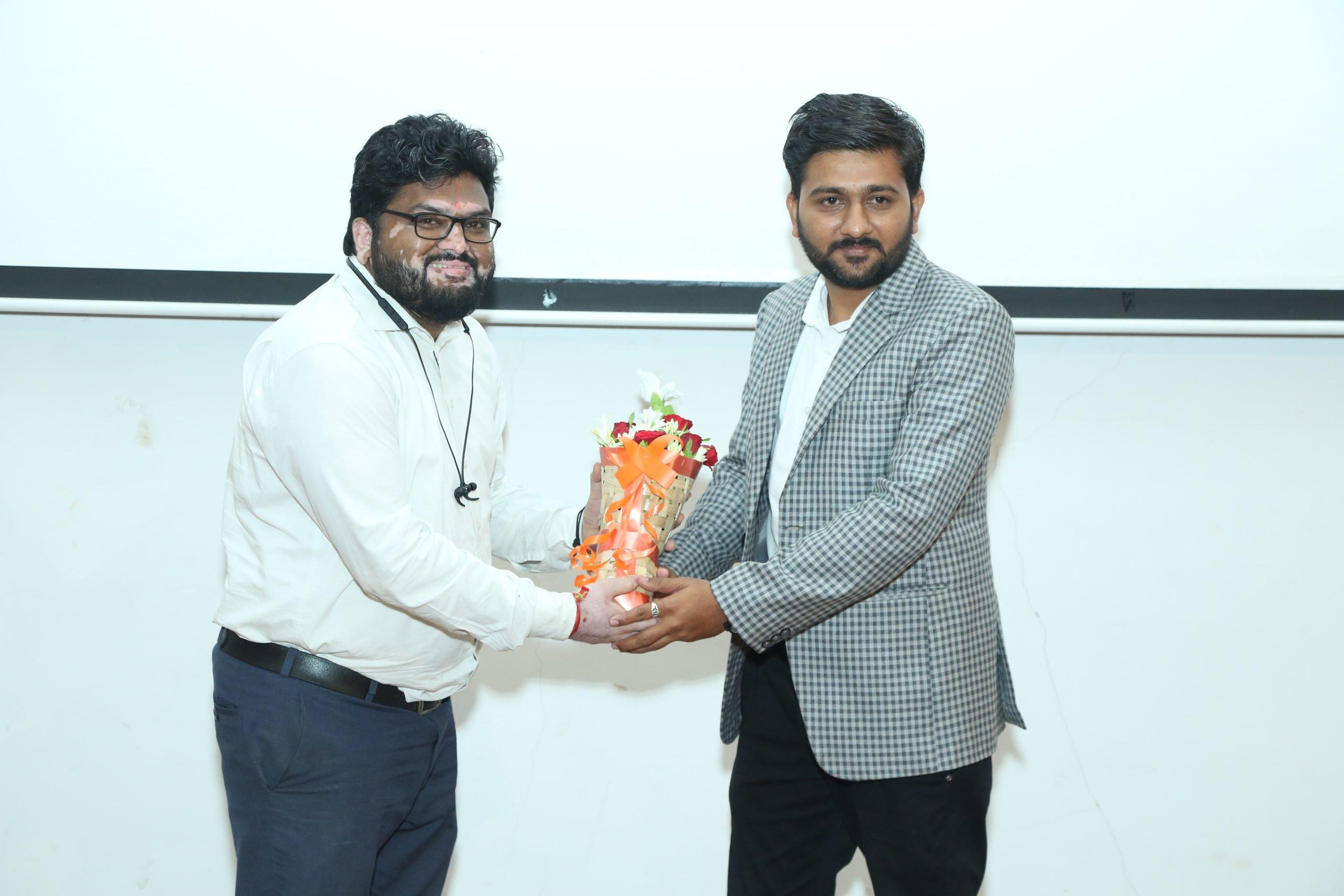 2019 Nasik IT association (NITA) - Startup - Business Development & Sales Course - Sandeep Sisodiya - Ahmedabad - Gujarat - India